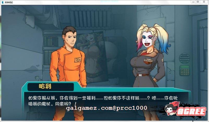 【欧美SLG/汉化】英雄崛起~越狱 全四章~非专业技术人员精翻汉化[全系列]【2G/更新】 3