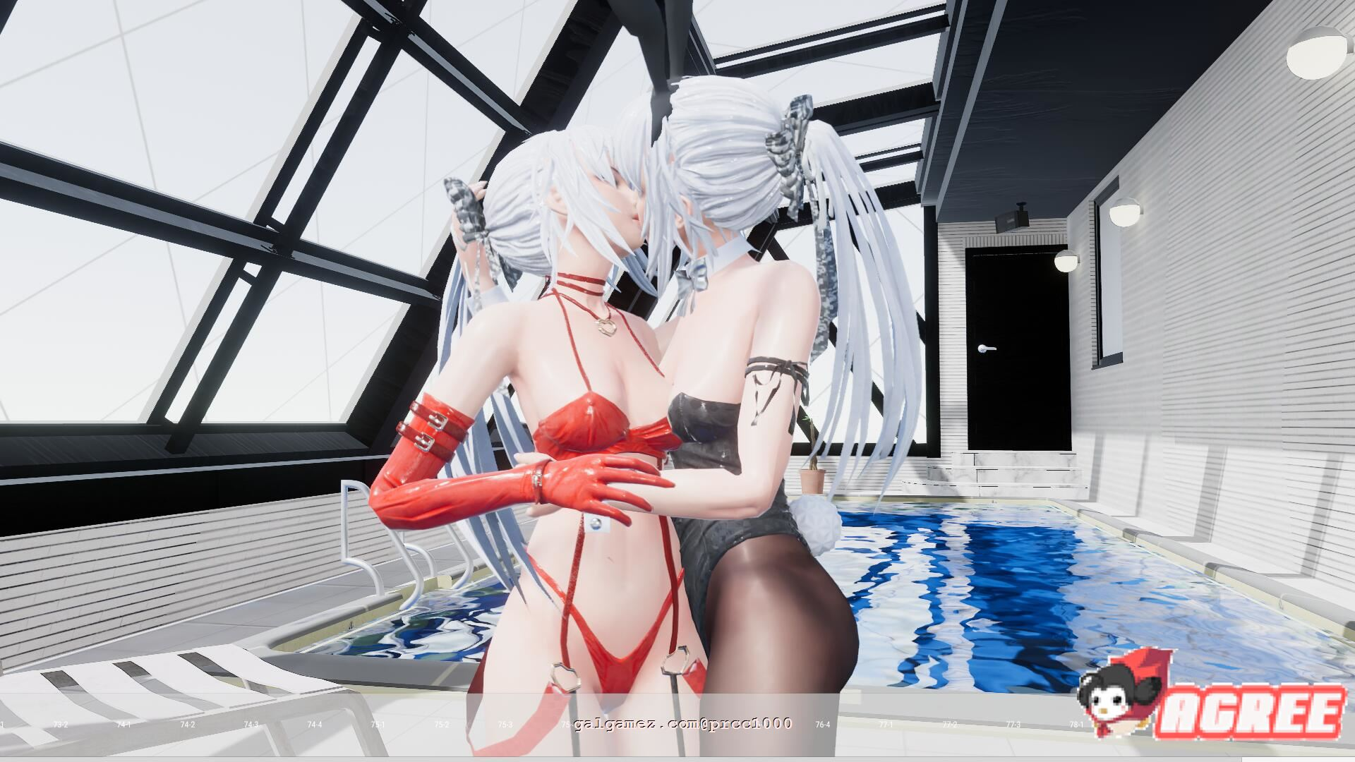【极品ACT/中文】SwordxHime剑姬无双V1.12 官方中文步兵版/付全存档【8G/更新/全CV】 4