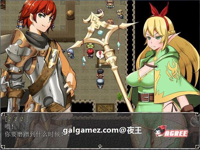 [爆款RPG/汉化/动态]银乱女祭司 V32 精翻汉化支援者版+CG包[更新/NTR神作/700M] 4